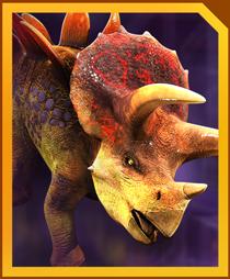 Jurassic World Alive Stegoceratops