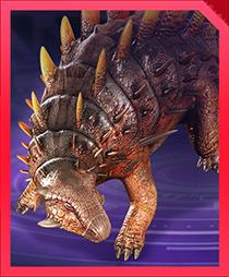 Jurassic World Alive Stegodeus