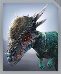 Jurassic World Alive Stygimoloch Gen2