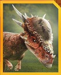 Jurassic World Alive Stygimoloch