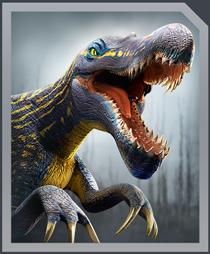 Jurassic World Alive Suchomimus