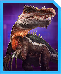 Jurassic World Alive Suchotator