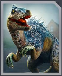Jurassic World Alive Tanycolagreus