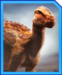 Jurassic World Alive Tenontosaurus
