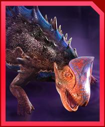 Jurassic World Alive Tragodistis