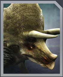 Jurassic World Alive Triceratops Gen2