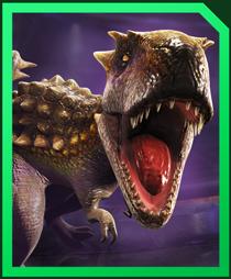 Jurassic World Alive Trykosaurus