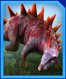 Jurassic World Alive Tuojiangosaurus