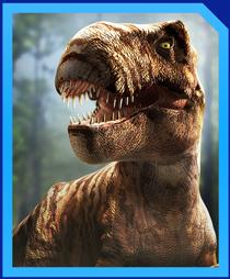 Jurassic World Alive Tyrannosaurus Rex Gen2