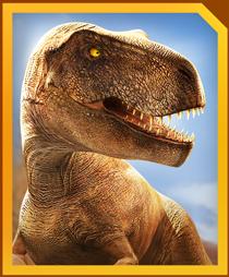 Jurassic World Alive Tyrannosaurus Rex