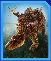 Jurassic World Alive Wuerhosaurus