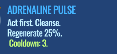 Jurassic World Alive Adrenaline Pulse move description