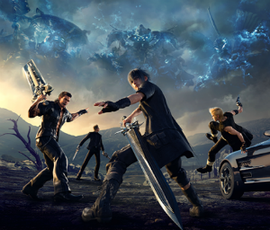 Final Fantasy 15 Restaurant Meals Added!