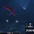 Jurassic World Gillicus Added LV40